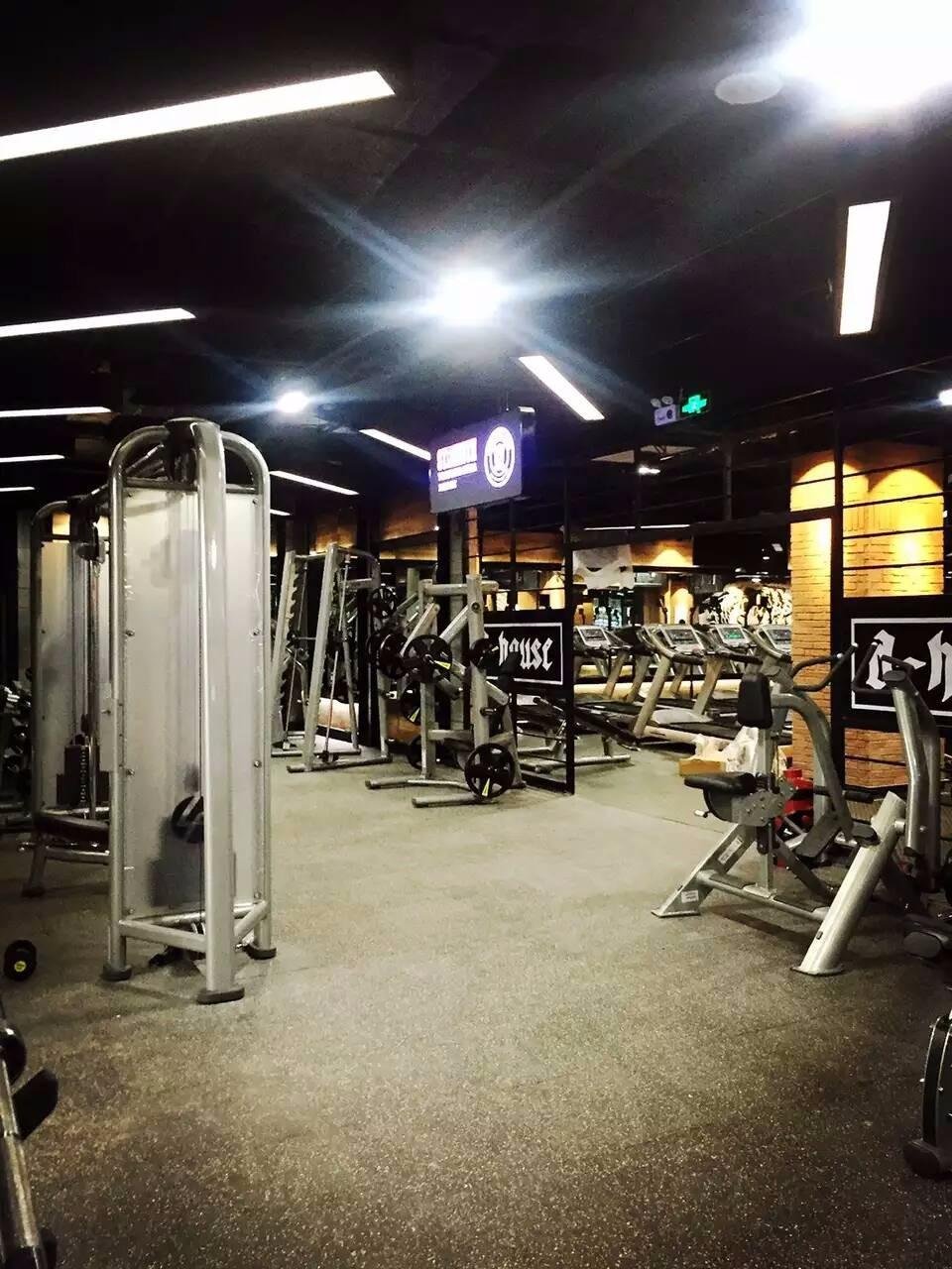 前台_德州市德城区帝豪斯健身中心招聘信息