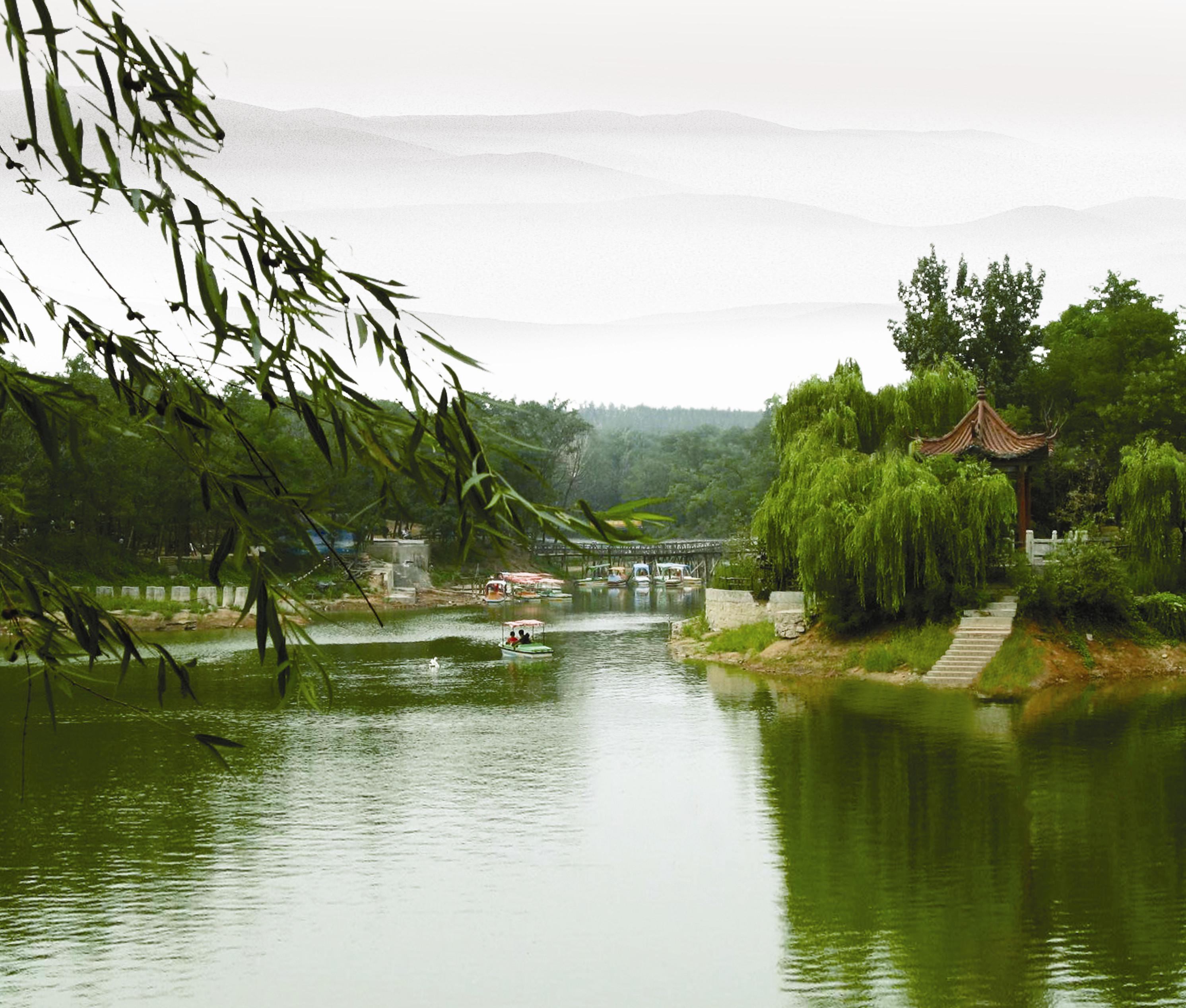 公司介绍 淄博玉黛湖风景区是一家集休闲度假,农业观光,游乐体验