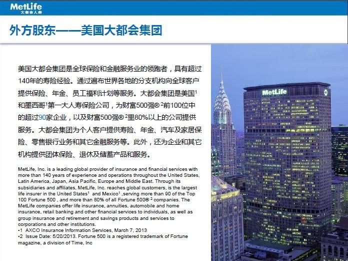 大都会人寿中国携手客户共驭健康寿命  财经头条
